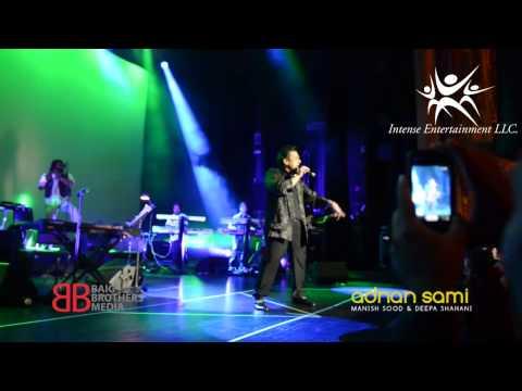 Adnan Sami Live in Concert Lift Kara De