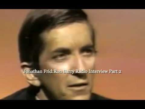 Jonathan Frid: Ron Barry Interview Part 2