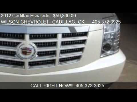 2012 Cadillac Escalade Luxury - for sale in STILLWATER, OK 7