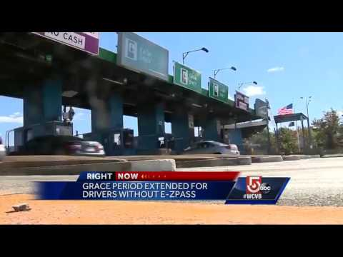 Grace period offered to drivers without E-ZPass