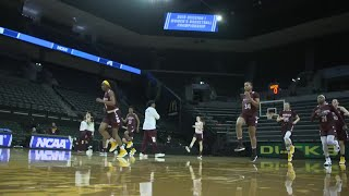 Minnesota Women's Basketball - Second Round Shootaround