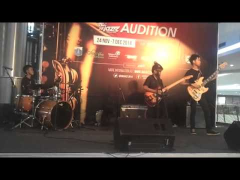 Satria and The Monster on JackJazz Audition Part 2