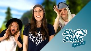 Star Stable Game News | New Jorvik Wild Horses!