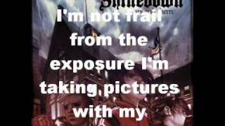 Watch Shinedown Atmosphere video