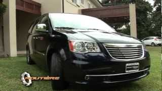 Chrysler Town & Country 3.6 Test - Routière HD Pgm 178