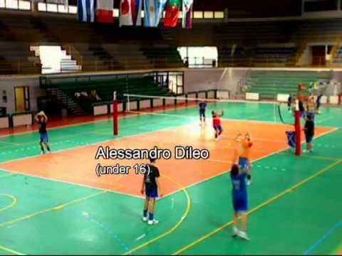 Serie veloce – alzate contra attacco (under 16)