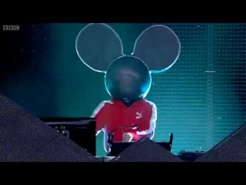 Deadmau5 live T in the Park 2011 full set Music Videos