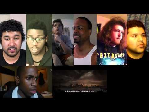 Godzilla Asia Trailer: Fans Reaction Compilation