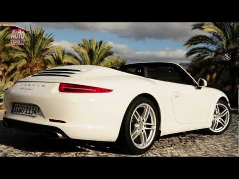 Porsche 911 Cabriolet video review - Auto Express