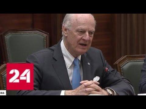 Настоящая цель: США, Франция и Британия бомбили в Сирии мирные переговоры - Россия 24