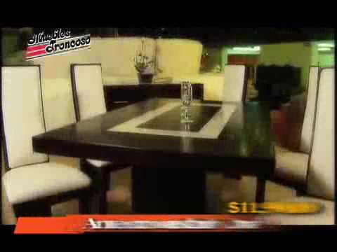 muebles troncoso sala perla y ant doria youtube
