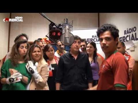 Hino Euro 2012 | Somos Comercial, Somos Portugal
