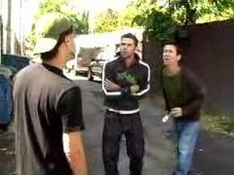David Blaine Street Magic: YouTube Edition!