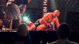 Paul Torres Rear Naked Choke