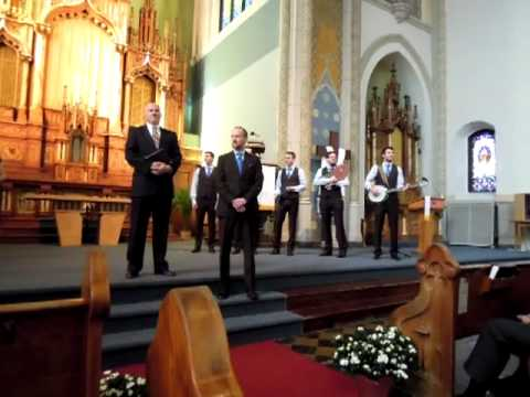 Clare Weaver's Wedding Processional