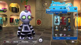 Trailer - MODNATION RACERS DLC Behind the Scenes Trailer for PS3
