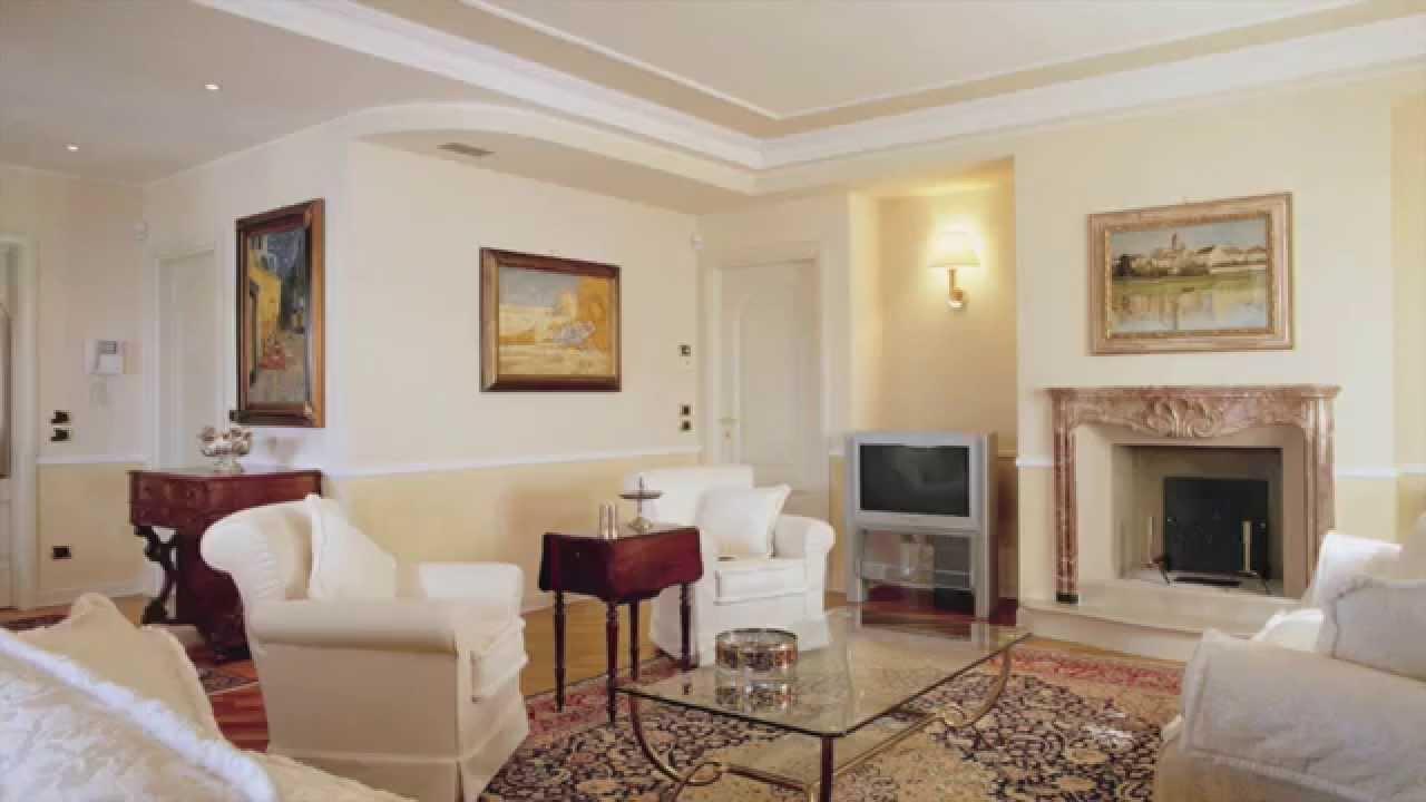 Felice zambelli architettura d 39 interni case classiche for Facciate di case classiche