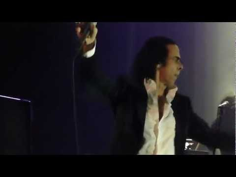 Nick Cave &amp; The Bad Seeds: From Her To Eternity, Beacon Theatre, NYC NY 2013-03-28 HD