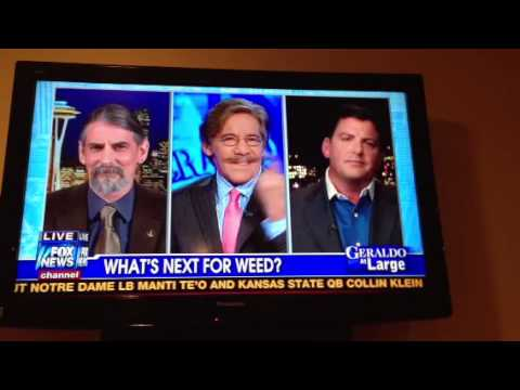 MJNA and Dixie Elixirs and Edibles on Fox News