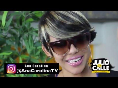 Ana Carolina se Confiesa muy Intimamente en Julio En La Calle