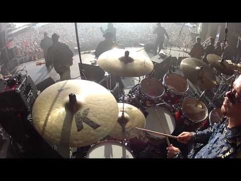 Aaron Haggerty Drum Cam: Al McKay All Stars