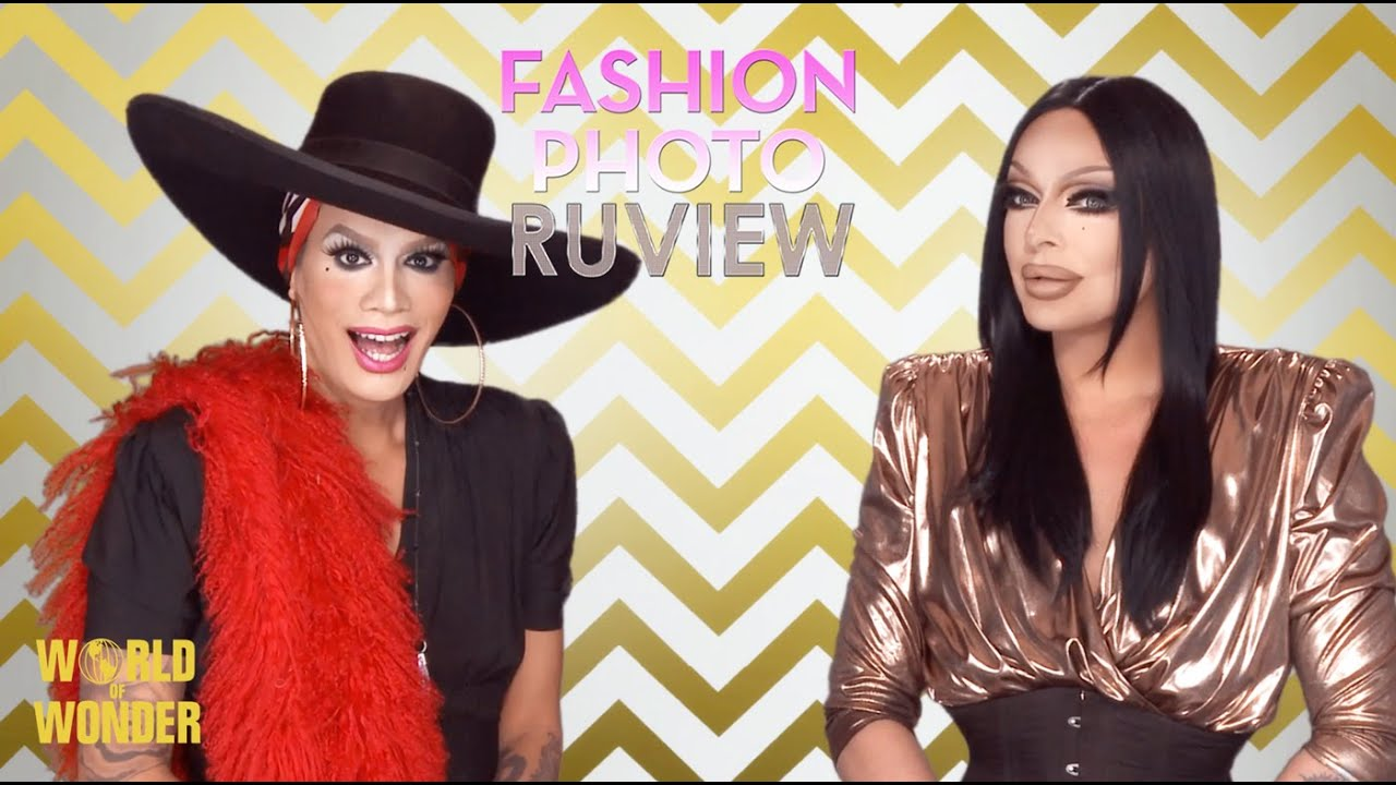 Fashion Photo Ruview Season 6 Episode 3 RuPaul s Drag Race Fashion