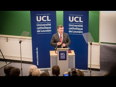 King Abdullah II Speaks about dangers of tension between Muslims and Non-Muslims