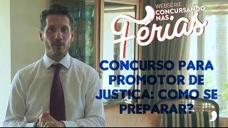 Rogério Sanches | Concurso para Promotor de Justiça : Como se preparar ?