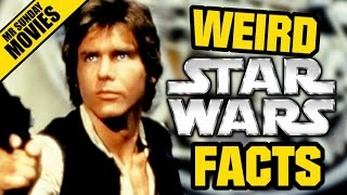 50 Weird & Unknown STAR WARS: A NEW HOPE Facts