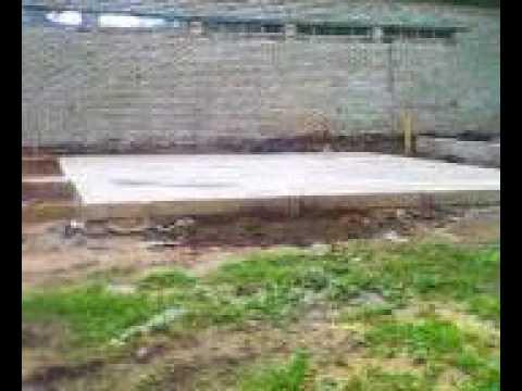 Отзыв о Даром дома из Пестово. Фундамент готов. Строительство хоз. блока с баней