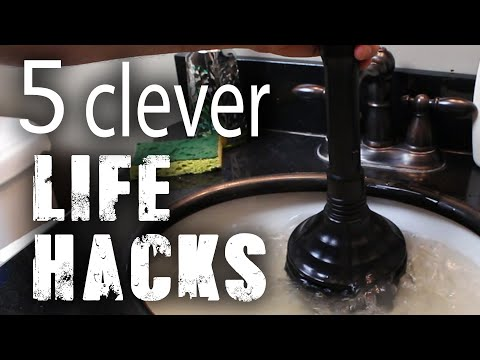 5 Clever Life Hacks You Should Know
