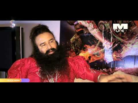 Gurmeet Ram Rahim Singh Talks About Msg: The Messenger Of God Only On Mtunes Hd video
