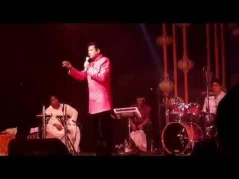 Prashant Rao in a Wedding show with Parthiv Gohil