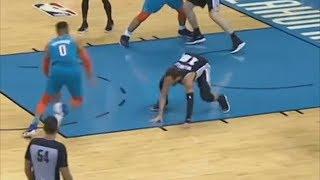 Russell Westbrook Got Belinelli Leaning Ankle Breaker! 2018-19 NBA Season