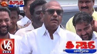 TDP MP JC Diwakar Reddy Says Parties Spent Rs 10000 Crore For Polls   Teenmaar News
