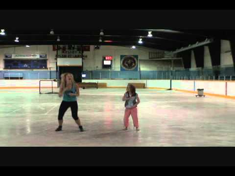 Wow Girls Zumba - Fireball video