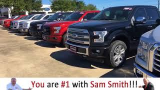 2017 Ford F-150 4x2 SuperCrew.  Huge Rebates!! Call Sam Now 832-385-4161