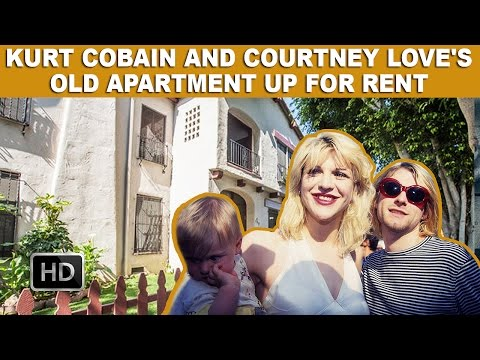 Kurt Cobain And Courtney Love's Old Apartment Up For Rent