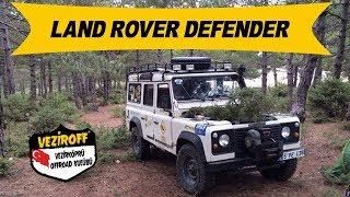 Land Rover Defender ile Offroad Veziroff