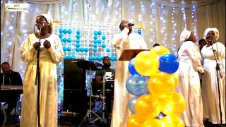 POWER OF PRAISE || SAMSON SERAFU FOLARIN'S SONG MINISTRATION