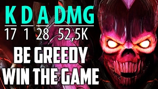 BE GREEDY, WIN THE GAME ◄ SingSing Moments Dota 2 Stream