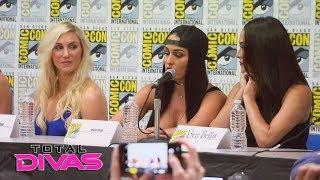 The Bella Twins talk about their Mattel fashion dolls: Total Divas Preview Clip, Nov. 29, 2017