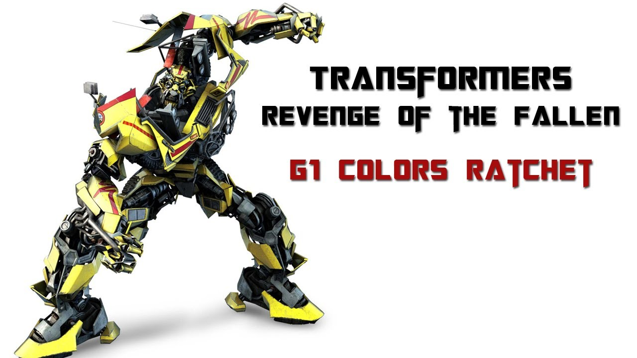 Transformers revenge of the fallen gameplay