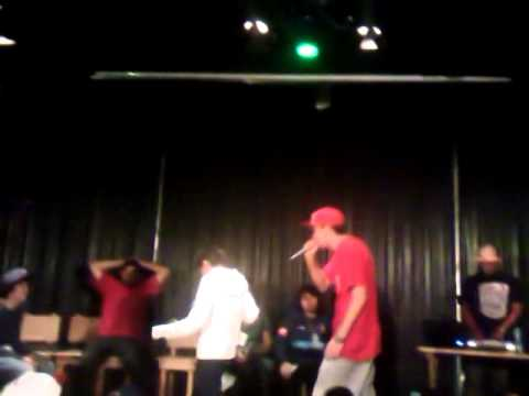 Raptores Guatemala HipHop Freestyle 3er lugar
