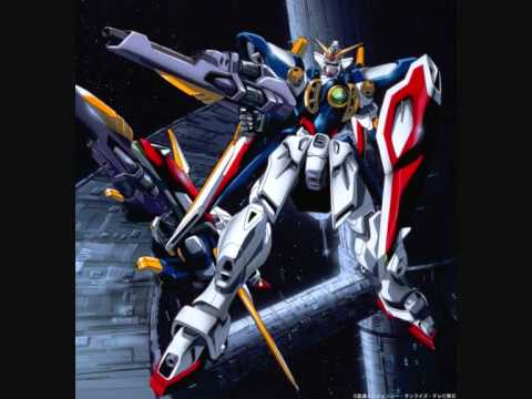 Gundam Wing - Wings Of A Boy That Killed Adolescence