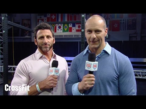 CrossFit Games Update: February 26, 2015