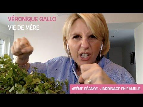 Véronique Gallo - Vie de mère : Jardinage en famille