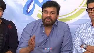 Chiranjeevi Fantastic Speech About Rakesh Sashii at Vijetha Movie Success Meet | Kalyaan Dhev