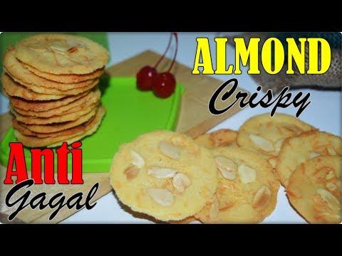 Almond Crispy Anti Gagal