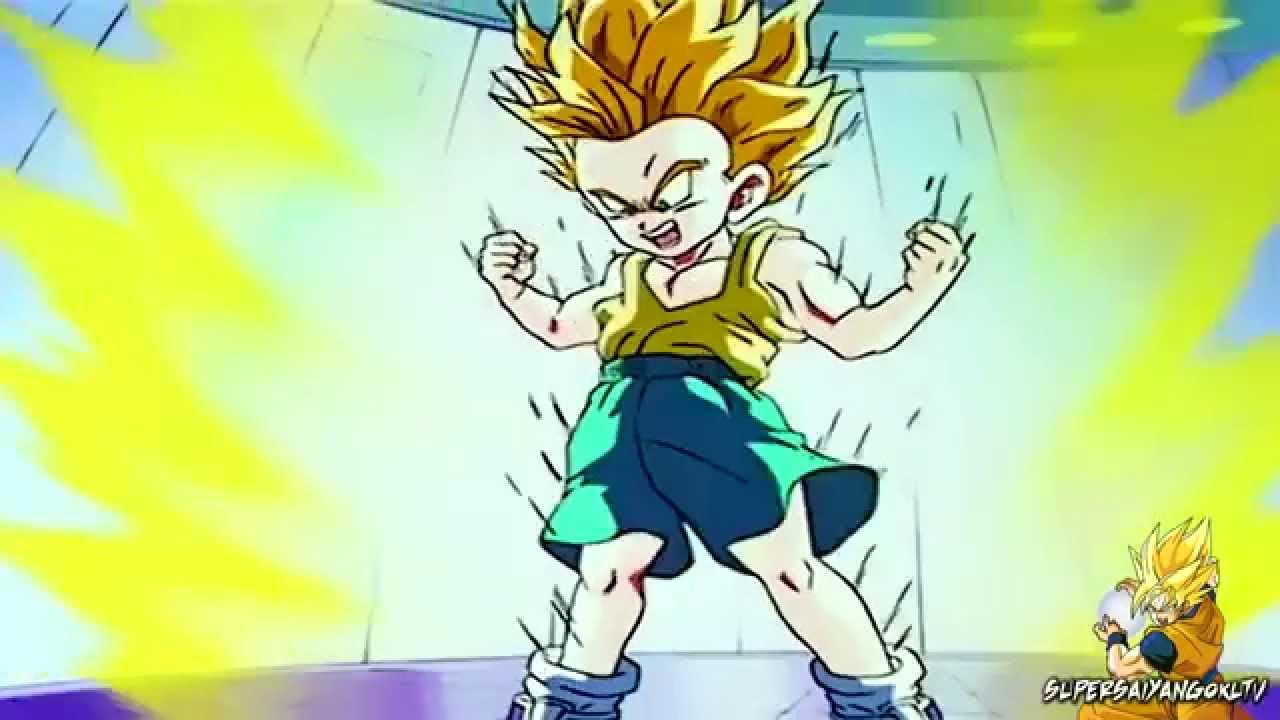 Tamashii Nations Bandai Super Saiyan Trunks Cell Saga